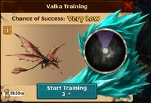 Stormcutter Valka First Chance