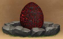 Eruptodon Egg
