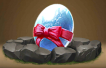 Snoggletog Wraith Egg