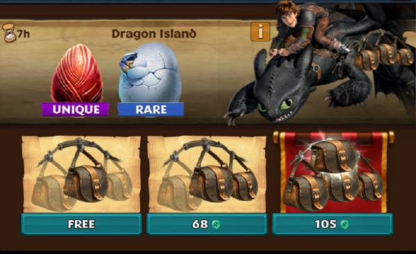 Dragon Island (Valka's Mercy) 2