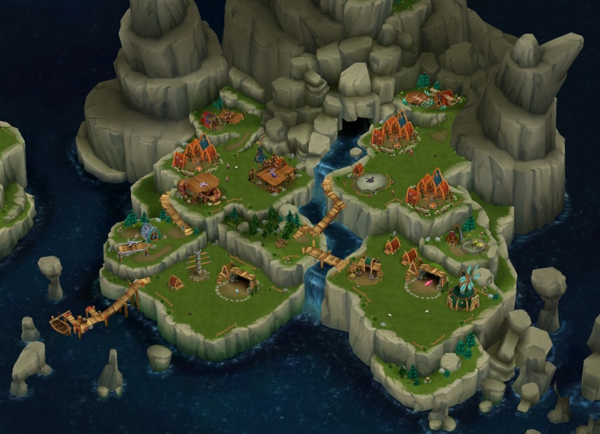 Berserker Island Sample