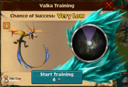 Garffiljorg Valka First Chance
