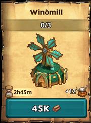 Windmill - Market