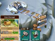 Iron Storage Lv 7