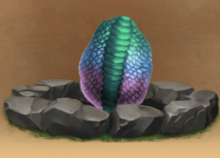 Exiled Stormcutter Egg