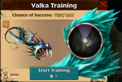 Trailtwister Valka First Chance
