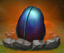 Rumblehorn Egg