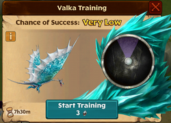 Torch's Sister Valka First Chance