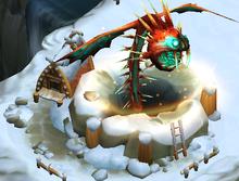 Tuffnut's Death Ride Valka Titan