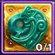 P Gold Jade