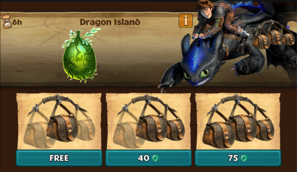 Dragon Island (Snaptrapper)