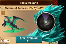 Greenkeep Valka First Chance