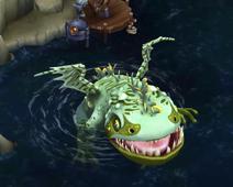 Submaripper (Legendary) in-game