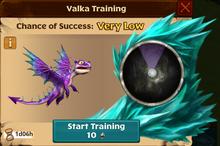 Kick-off Valka First Chance