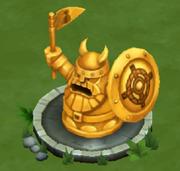 Statue of Heroic Precision Statue Lv 1