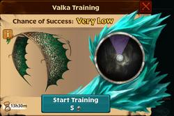 Stoneslice Valka First Chance