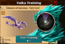 Woolly Howl Valka First Chance
