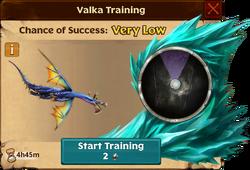 Hackatoo Valka Titan First Chance