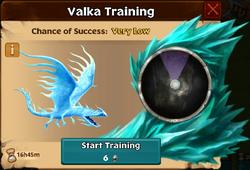 Viggo's Flightmare Valka First Chance