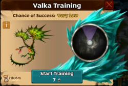 Firescrapes Valka First Chance
