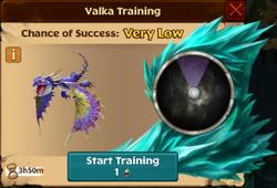 Edge Nadder Valka First Chance
