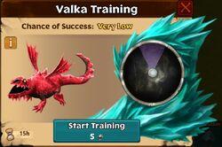 Rubeus Valka First Chance