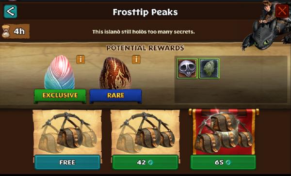Frosttip Peaks (Fangmaster)