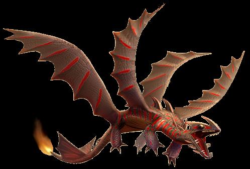 Scorch Dragons Rise of Berk