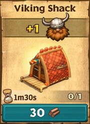 Viking shack 1