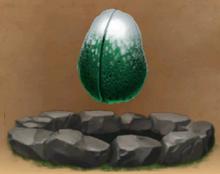 Snowcap Egg