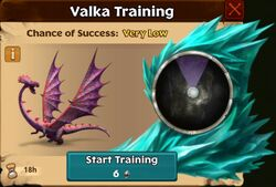 Duskgust Valka First Chance