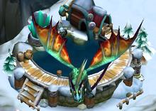 Exotic Shockjaw Valka Titan