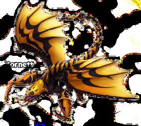 Grim Hornettle - NBG