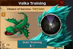 Deepkeeper Valka First Chance
