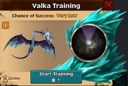 Gloomshadow Valka First Chance