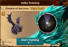Catastrophic Quaken Valka First Chance