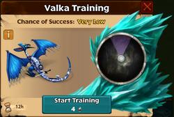 Irongaze Valka First Chance