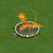 Skrill Statue Lv 1