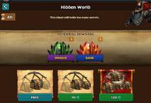 Hidden World 070420