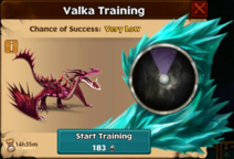 Valka's Mercy Lv3 First Chance