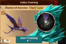 Whirlwing Valka First Chance