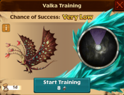 Outsnapper Valka First Chance