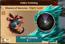Furnace Valka First Chance