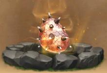 Springshedder Egg