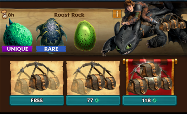 Roost Rock (Baited Breath)