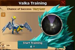 Eggfang Valka First Chance