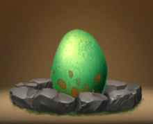 Gothi's Pet Egg