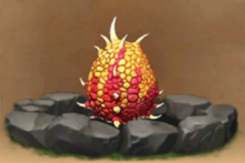 Solar Flare Egg