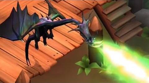 Dragons Rise of Berk - Premium - Thornshade