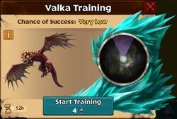 Cinder Valka First Chance